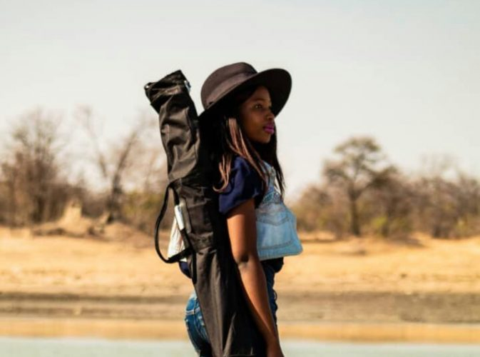 """INSPIRATION: Spoken Word Artist Racheal """"Voko"""" Ncube Talks About Her Love of Poetry"""