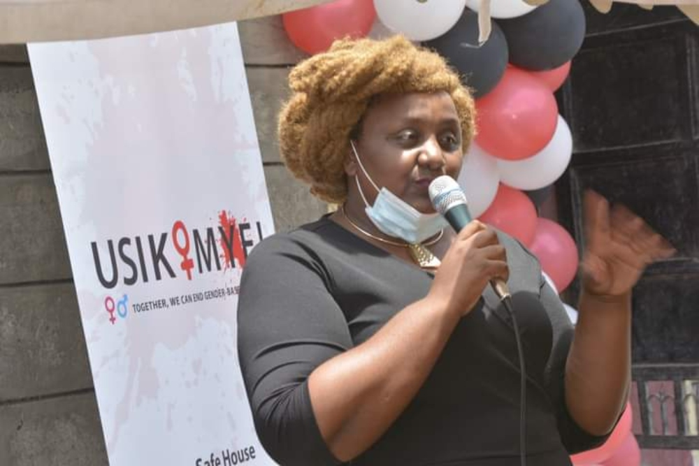 Meet Njeri wa Migwi: A Gender-Based Violence Survivor and Activist